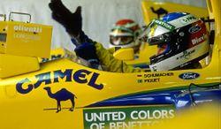 Bolid Schumachera trafił pod młotek. Jest wart ponad milion złotych