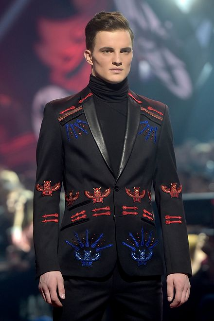 Final Top Model, listopad 2016, Patryk Grudowicz