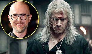 "Henry Cavill jako Geralt z Rivii w serialu ""Wiedźmin"" Netfliksa"