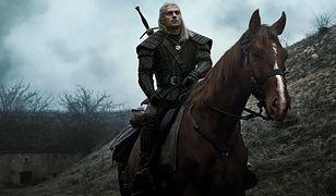 Henry Cavill jest Geraltem z Rivii