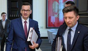 """Mateusz Morawiecki: """"Jesteśmy za wolnością w internecie"""""""