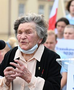 Wanda Traczyk-Stawska. To nie jej pierwszy zatarg narodowcami i Kaczyńskim