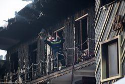 Pożar w alpejskim kurorcie. Wśród rannych są Polacy