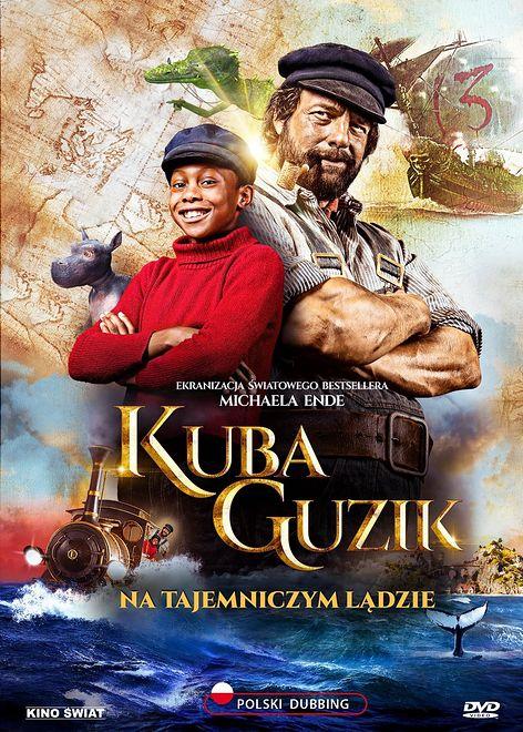 """""""Kuba Guzik: Na tajemniczym lądzie"""" już na DVD"""