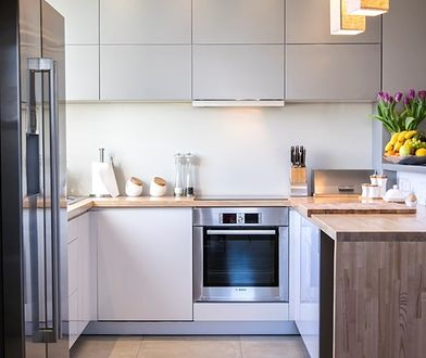 Oświetlenie w nowoczesnej kuchni – propozycje aranżacji