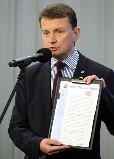 Posłowie PiS o liście Kaczyńskiego: to doskonały pomysł