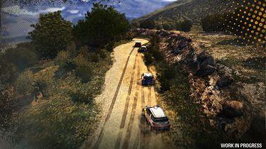 WRC Powerslide - rajdy z nieco innej perspektywy