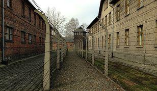 Obóz w Auschwitz