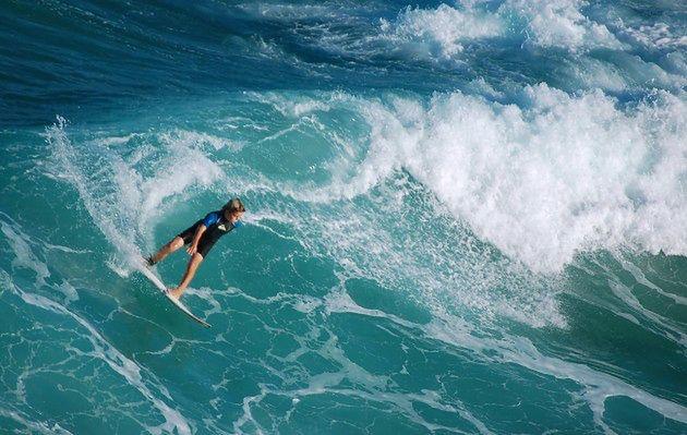 Surfing, Hawaje