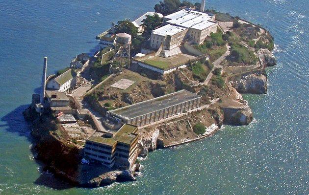 Wyspa Alcatraz, USA