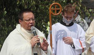 Abp Grzegorz Ryś napisał list do wiernych diecezji kaliskiej, gdzie zastępuje biskupa Edwarda Janiaka
