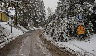 Pogoda. Powrót opadów śniegu do Polski. W drugiej połowie tygodnia możliwe duże ochłodzenie