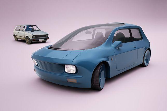 Chorwackie auto przyszłości