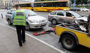 Ruch Palikota: straż miejska nie będzie karała kierowców