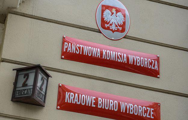 Przewodniczący PKW: wstępne wyniki będą ogłoszone w poniedziałek