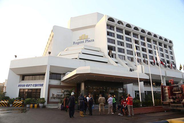 Hotel Regent Plaza w Karaczi.