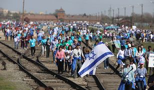 Młodzież, politycy i ocaleni z zagłady w Auschwitz. Ruszył Marsz Żywych