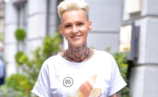 Agnieszka Chylińska jest rozczarowana ludźmi.