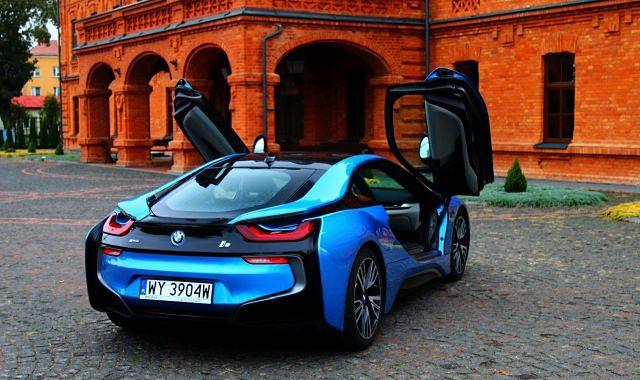 Test BMW i8 – superhybryda z przyszłości
