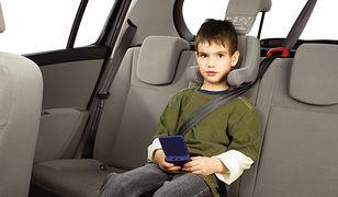 Jak prawidłowo przewozić dzieci?