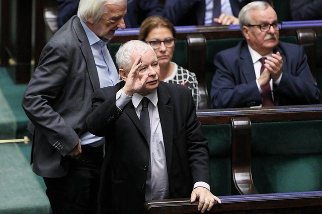 Większość badanych uważa, że PiS utrzyma większość w Sejmie.