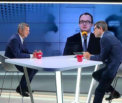 """""""Tłit"""". Andrzej Halicki: PiS przeszkadzają prawa obywatelskie"""