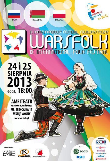 Za darmo: WARSFOLK 2013