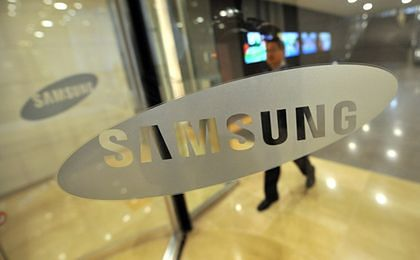 Zuchwała kradzież w fabryce Samsunga