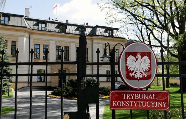 Budynek Trybunału Konstytucyjnego przy al. Szucha w Warszawie