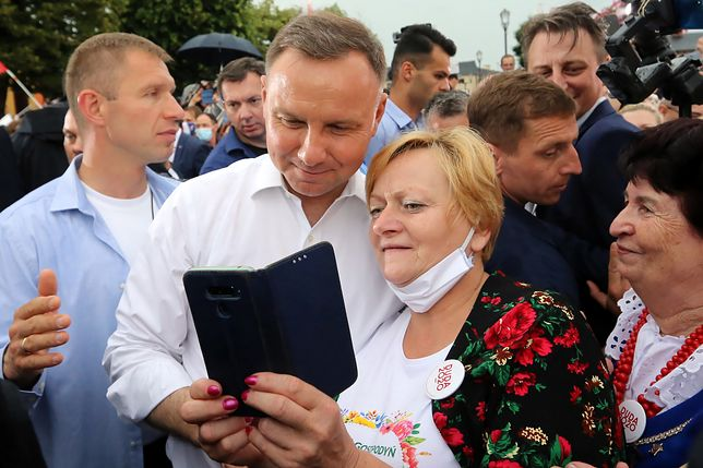 Wyniki wyborów prezydenckich 2020. Andrzej Duda faworytem kobiet
