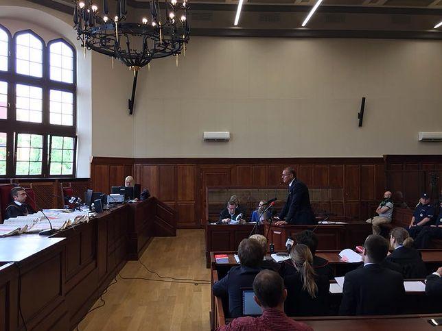 Proces byłych policjantów ruszył 12 lipca. Zeznawał wtedy ojciec Igora Stachowiaka