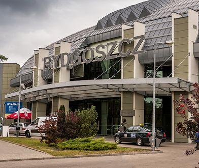 Port Lotniczy w Bydgoszczy wstrzymał czasowo ruch z powodu odnalezienia niewybuchu z II wojny światowej