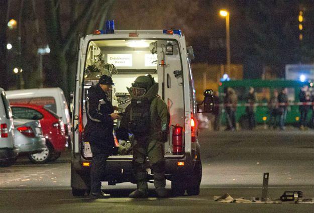 Dwie osoby zatrzymane w Berlinie. Planowały atak terrorystyczny?