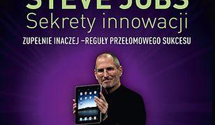 Dwie książki inspirowane postacią Steve'a Jobsa trafiły do księgarń