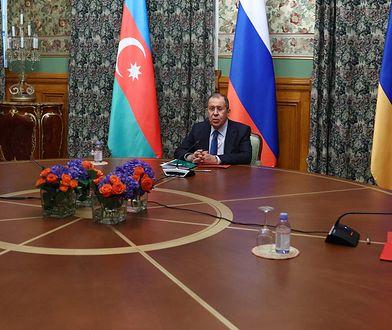 Armenia vs. Azerbejdżan. Jest zgoda stron na zawieszenie broni. Państwa na wymianę więźniów i ciał osób poległych w tym konflikcie