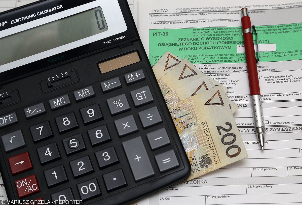 Podatek dochodowy od osób fizycznych. PIT z nową stawką - od kiedy?