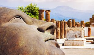"""Pompeje - """"miasto rozpusty"""" pobiło rekord. W tym roku zobaczyły je 3 mln osób"""