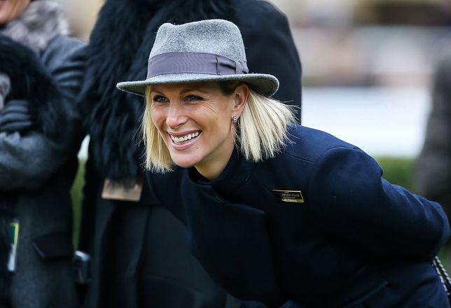 Zara Phillips, wnuczka Elżbiety II, wróciła z Włoch. Nie zamierza się izolować