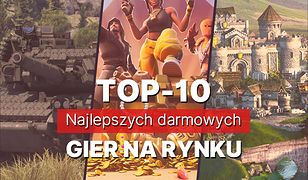 TOP 10 najlepszych darmowych gier na czas kwarantanny