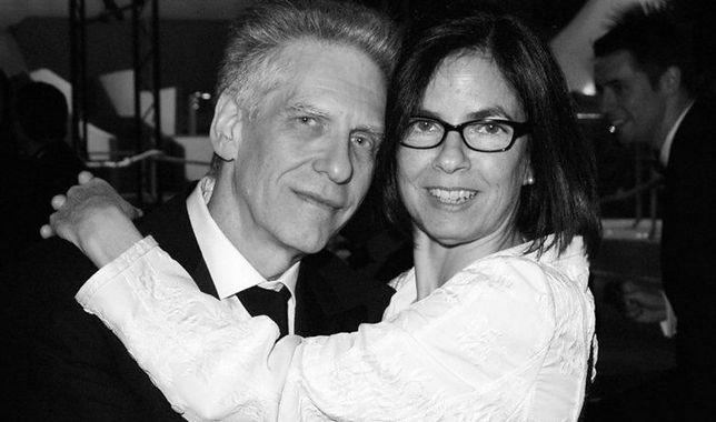 Nie żyje żona Davida Cronenberga. Zmarła w wieku 66 lat