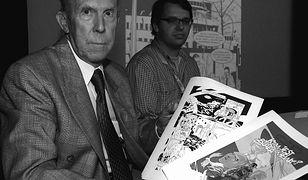 Władysław Krupka nie żyje. Autor komiksów miał 92 lata