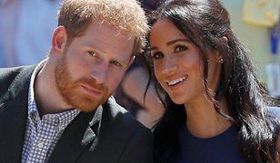 """Kiedy weszła, opadła mu szczęka. Znajomi Harry'ego i Meghan mówią o """"obsesji"""""""