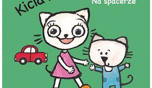 Kicia Kocia i Nunuś. Na spacerze