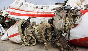 Spór o wrak Tupolewa cały czas trwa
