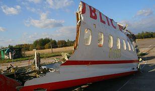 Szczątki prezydenckiego Tu-154M od lat magazynowane są na terenie lotniska Siewiernyj - teraz już pod zadaszeniem