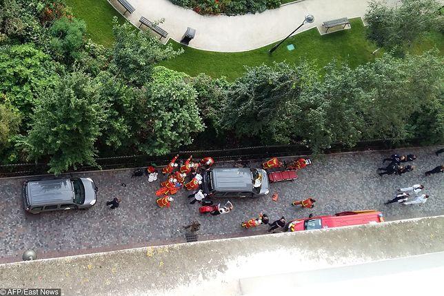 Francja: pod Paryżem samochód wjechał w żołnierzy. 6 osób rannych