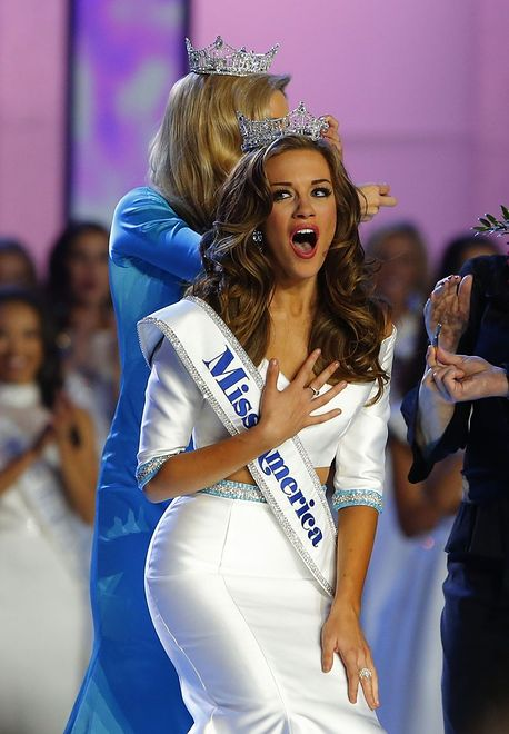 Betty Cantrell, Miss America