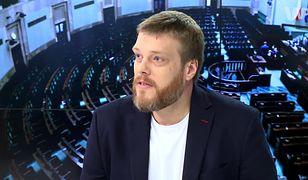 Adrian Zandberg: Projekt dotyczący związków partnerskich jest gotowy