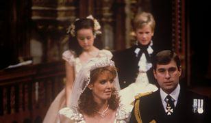 Książę Andrzej i Sarah Ferguson: od ich ślubu minęło już 30 lat