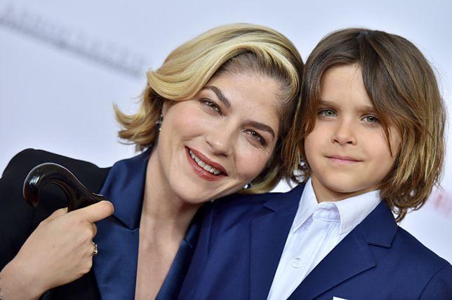 Selma Blair pokazała, jak spędza czas z synem. Pomimo choroby cieszy się życiem